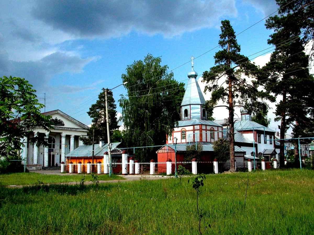 фото церковь звенигово