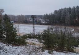 Каток на стадионе «Водник»