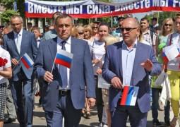 Александр Евстифеев принял участие в мероприятиях, посвященных Дню России