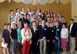 Состоялся первый форум марийской молодежи Звениговского района