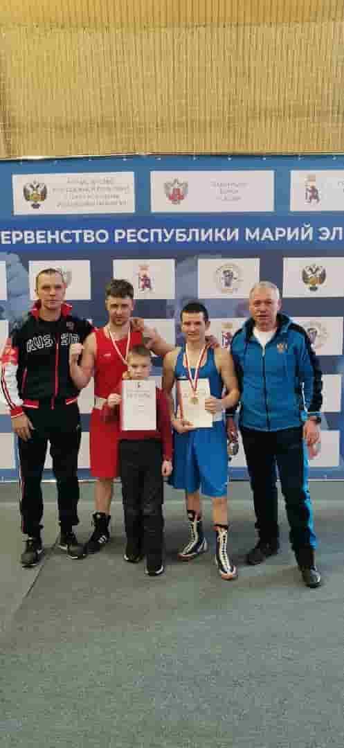 Чемпионат и Первенство Республики Марий Эл по боксу.