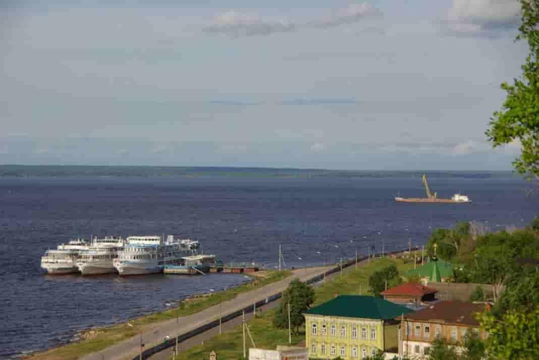 в Козьмодемьянске будет построен первый пассажирский причал.